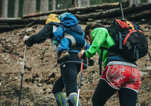 Nordic Walking im Marienbergpark